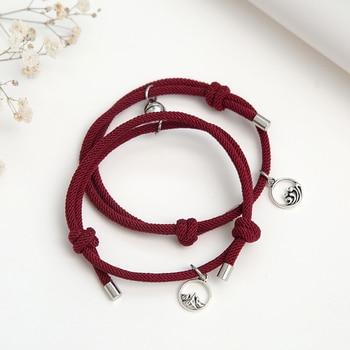 Magnetarmbänder paare
