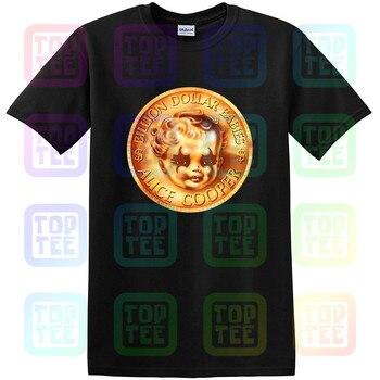 Nueva camiseta tamaño EE. UU. Bebés ALICE COOPER mil millones de dólares...