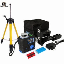 Weilian Full accessories Laser Level 12 Lines 3D Level Self-Leveling 360 Horizontal Vertical Cross Super Powerful Laser Level