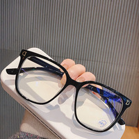1pc Transparent Anti Blue Ray Computer Gaming Glasses Anti Uv Blue Light Stop Blocking Smart Phone Len Eyewears Accessories Hot