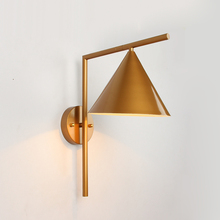 Nordic Wall Lamp Creative Stair Wall Hanging Lamp Simple Modern Bedside Bedroom Hotel Restaurant cafe light bra wall sconce modern magic bean double head wall lamp ceiling hanging wall light corridor lights edison wall sconce lamps for cafe restaurant