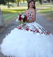 Bealegantom белое платье принцессы бальные платья 2021 бальное
