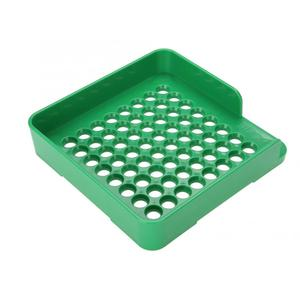 Image 2 - 64 Holes Empty Capsule Filler Powder Spreader Plates Capsules Filling Manual Machine Tools 0#