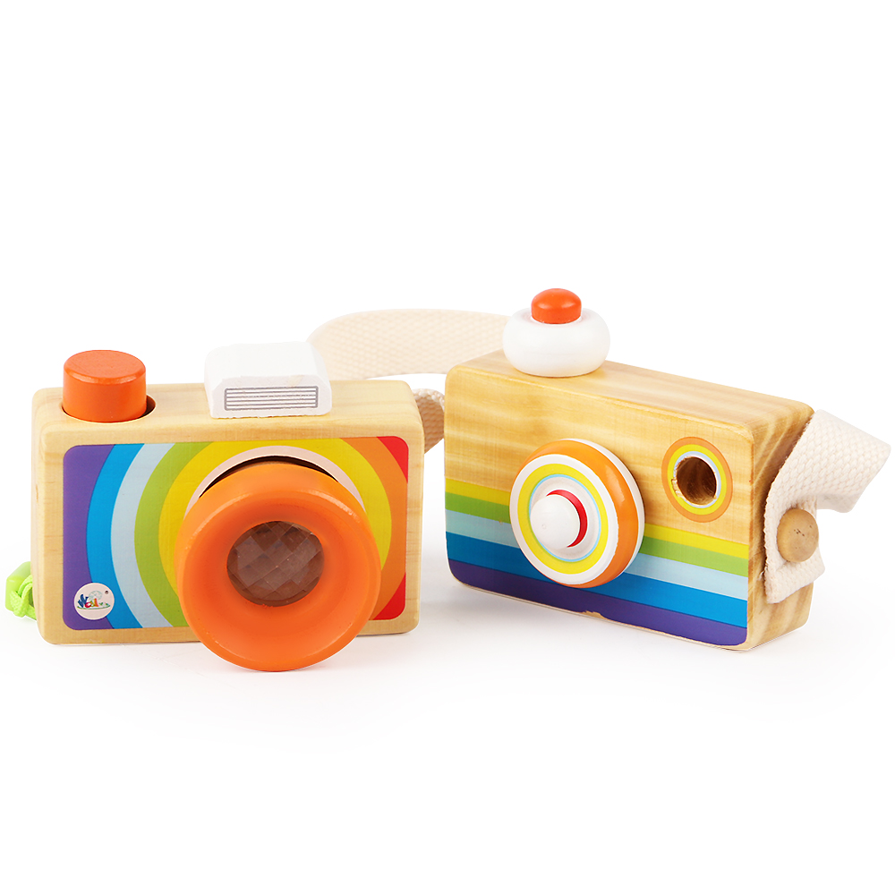 Classic Toys camera Kaleidoscope Rotating Magic Colorful World Toy For Children Autism Kids Puzzle Toy Gift