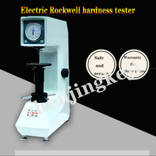 Electric Rockwell Hardness Physical Quantity Measuring Instrument Jiahe Experimental Procedure Automation Hardness Tester