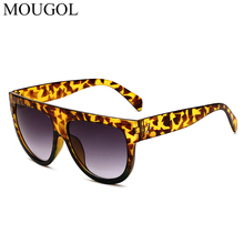 MOUGOL 2019 new retro sunglasses ladies three nails mens goggles
