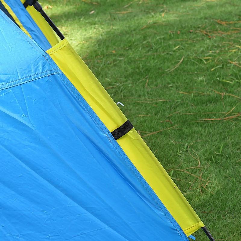 Outdoor Fishing Automatic Tent Camping Garden Picnic Set Hunting Roof Tent Tabernacle Beach Windbreak Fiberglass Pole (7)
