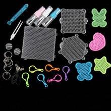 Игрушки для детей, для мальчиков и девочек, для подростков, Радужный ткацкий станок, для детей, Волшебная головоломка, бусины, сделай сам, жемчуг, водный спрей, волшебные пиксели, бисер, рождественский подарок