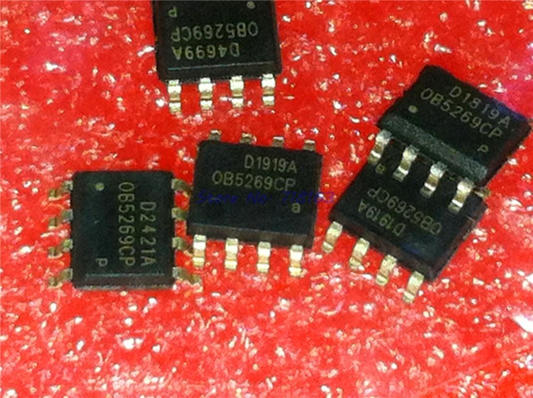10pcs/lot OB5269CPA OB5269CP 0B5269 SOP-8 In Stock