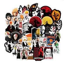 10/30/50 pçs de sangue quente anime grim reaper graffiti etiqueta dos desenhos animados bagagem notebook scooter brinquedo decorativo atacado