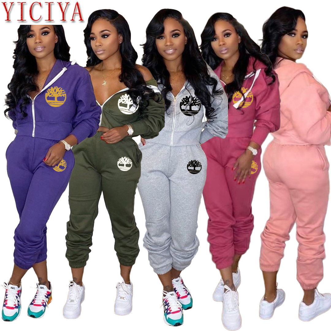 Plus Size 2 Two Piece Set Women Clothing Joggers Top Pants Tracksuit Track Suits Embroidered Sweatsuits Jogging Femme Outfits Pant Suits Aliexpress