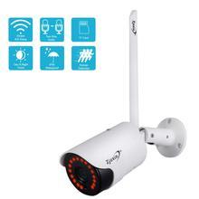 Zjuxin 1080P IP AI камера HD облачная беспроводная Wifi наружная погодозащищенная инфракрасная камера ночного видения с TF слотом