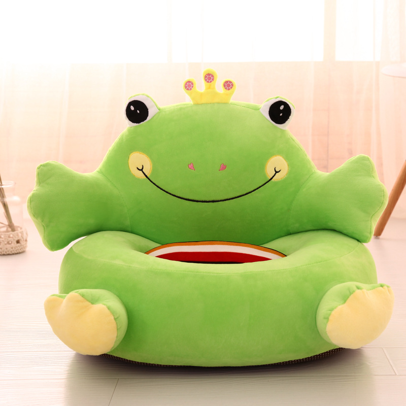 Explosive Animal Lazy Small Sofa Seat Cute Giraffe Baby Cartoon Child Sofa Seat Baby Play Comfortable Seat