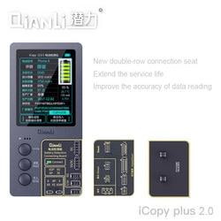 Новинка Qianli iCopy Plus 2,0 ЖК-экран фотометр для 7 8 8P X XR XS Max Оригинальный цвет Вибрация батарея ремонт программист