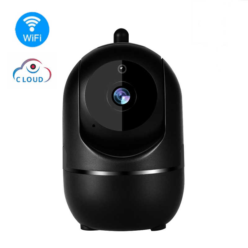 1080P HD draadloze IP-camera Cloud Wifi-camera Smart Auto Tracking Human Home Security Surveillance CCTV-netwerk