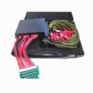 Image 2 - 2 S 24 S 1A 2A 5A 10A superkondensator aktywny korektor Balancer Bluetooth APP BMS Li ion Lipo LTO Lifepo4 tytanian litu
