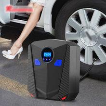 Автомобильный портативный мини электрический воздушный насос