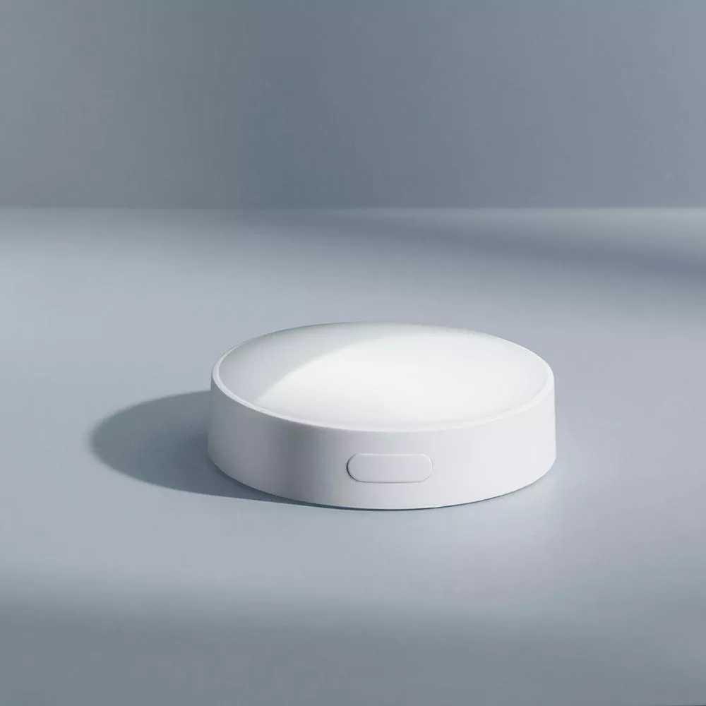 Sensor de Luz Inteligente para Xiaomi Mijia Zigbee 3.0 Conexi/ón Inteligente a Prueba de Agua con Detecci/ón de Luz Utilizada con Puerta de Enlace Inteligente Multimodo