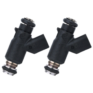 2PCS 27709-06A Car Fuel Injector for Motorcycle 25 Degree