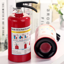 Student Plastic Money Box Fire Extinguisher Piggy Bank Decoration Coins Piggy Bank Gift Child Coin Change Can Hot Sale 20.5*8cm цена