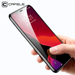 Cafele Tempered Glass for iPhone 11 pro max Full Coverage 9H Hardness HD Clear Screen Protector for iPhone 11 pro MAX
