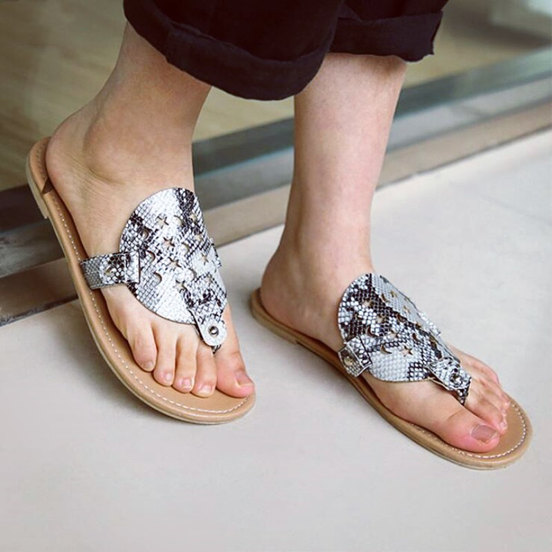 EOEODOIT Plus Size Slippers Women