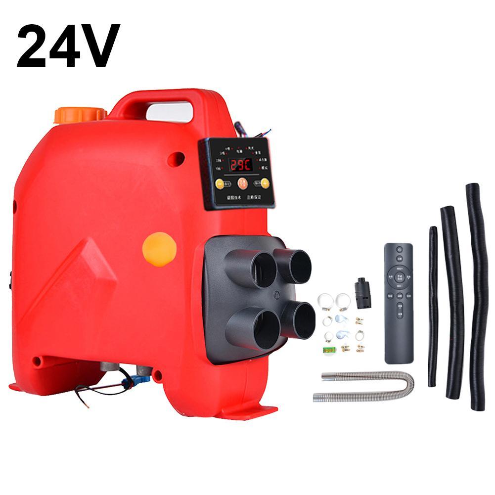 Universal Car Heating Diesel Parking Heater 12V 5KW Boat Heater Diesel For Freight Vehicles Van Storage Battery Cars