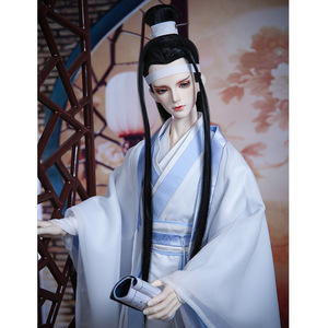 Image 3 - BJD SD Dolls Miaojun IOS 70cm Male 1/3 Body Model Boys Eyes High Quality Toys Shop Resin Figures Free Eyes