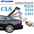 LiTangLee автомобиль Электрический хвост ворота лифт багажник Задняя дверь система помощи для Mercedes Benz MB CLS Class W218 X218 C257 2010 ~ 2019