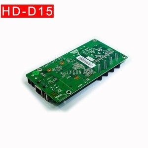 Image 2 - Carte de contrôle de HD D15 rvb asynchrone Led Huidu meilleur partenaire daffichage de LED moyenne