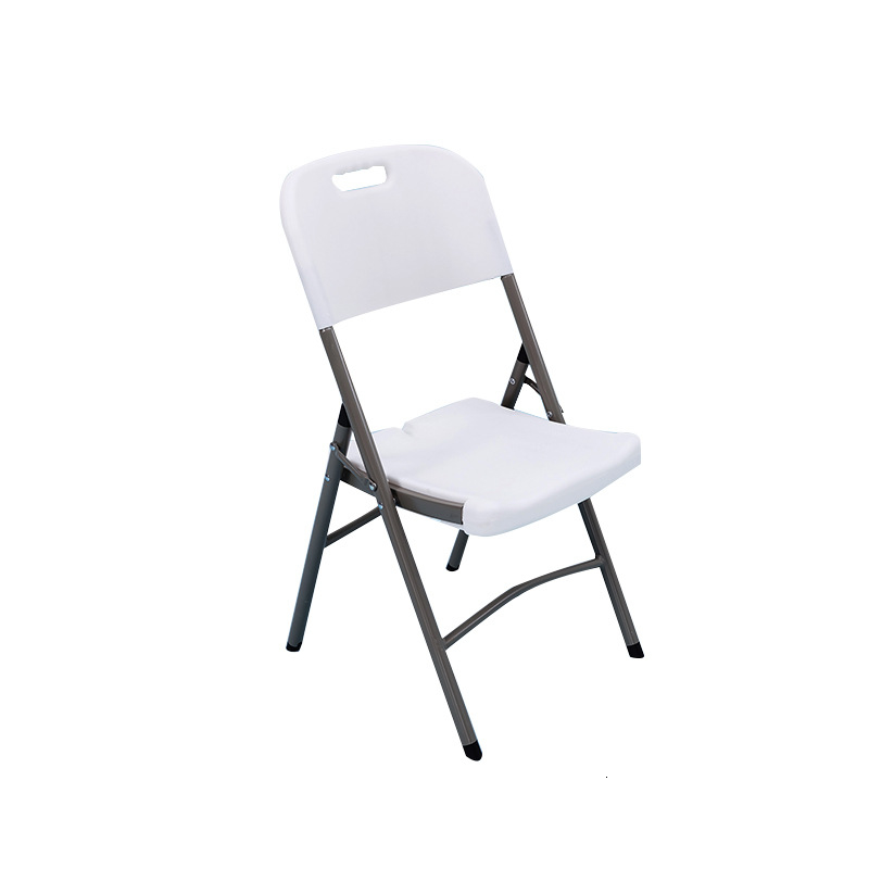 Chair Folding Chair Outdoor Leisure Training Chair Simple Dining Table And Chair
