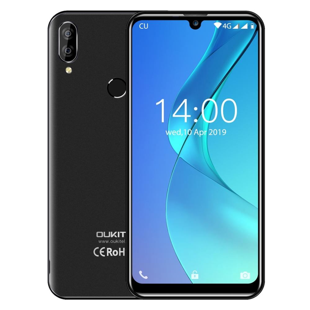 Oukitel C16 Pro Android 9.0 Smartphone Face ID 5.71