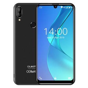 """Image 1 - Oukitel C16 Pro Android 9.0 Điện Thoại Thông Minh Mặt ID 5.71 """"19:9 Nước thả Màn Hình 3GB RAM 32GB ROM MT6761P Quad Core 4G Di động"""