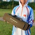 Новинка 2019 40 см/50 см/60 см/70 см маленькая сумка для удочки многофункциональная 2/3 слойная уличная сумка для рыболовных снастей XA127G