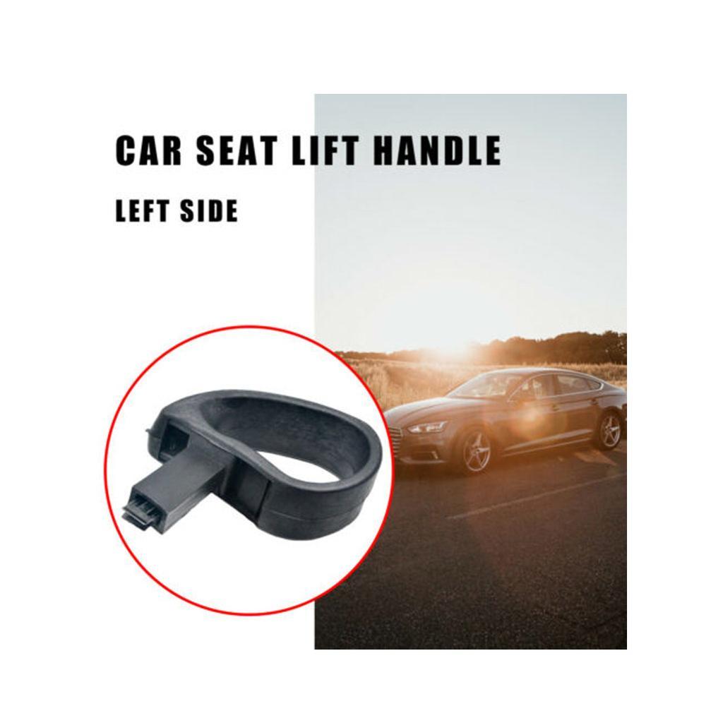 1pcs Car Armrest Handle Seat Adjuster Knob Adjust Lever Seat Left Right Handles For Caddy Beetle MK4 Golf Bora A1 Ibiza Arosa