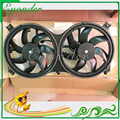 Cooling Radiator and Condenser Motor Fan Assembly for Nissan Pathfinder Infiniti QX60 JX35 Hybrid R52 L50 VQ35 21481-3JA2E