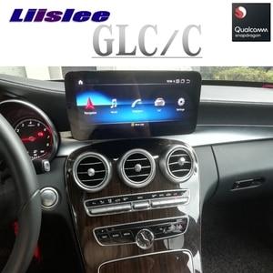 Image 1 - Reproductor Multimedia NAVI para coche, CarPlay inalámbrico para Mercedes Benz C GLC W205 2014 2015 2016 2017 2018 2019 Radio de coche con navegación GPS