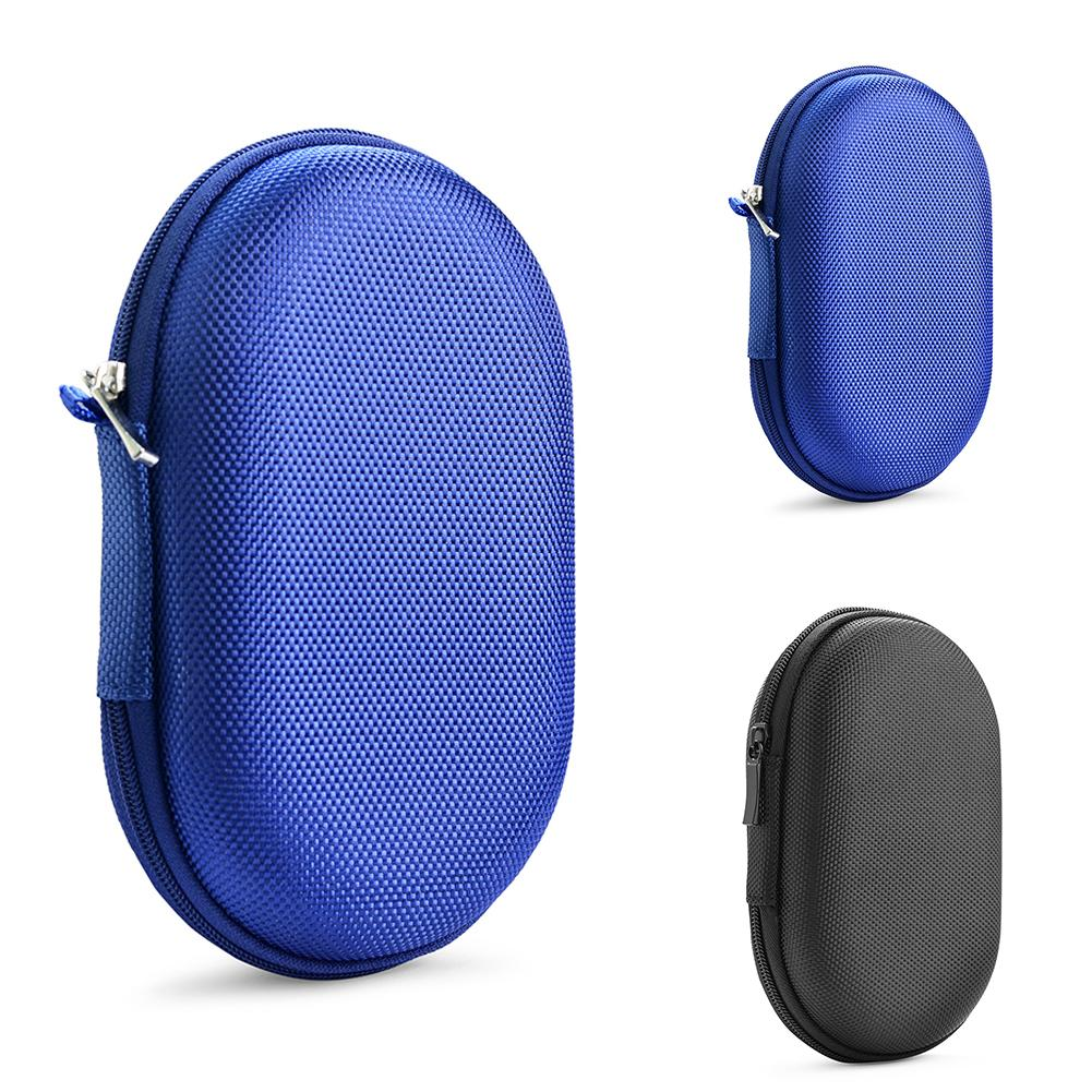 Case for Headphones Bag for Earphone Box Portable Headphone Hold Cases Earbuds Carrying Hard Bags Storage Organizer