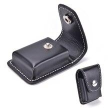 1Pc Windproof Zip Cigarette Lighter Gift Bag Small Box Case For Zippo Super Matc