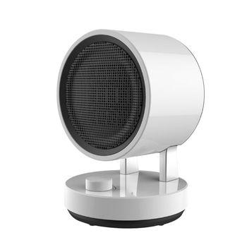 Mini Electric Heater Space Home Office Winter Warmer Fan Air Heating