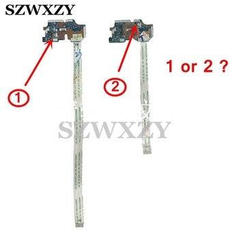 LS-7912P dla Acer Aspire E1-531 V3-551 V3-551 V3-571 NV56R NE56R przełącznik przycisk zasilania płyta z kablem pełna przetestowana