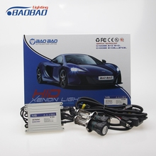 H8 3000K 4300K 5000K 6000K 8000K 10000k 55w car xenon headlights kit for passat b6