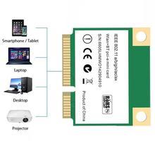 AX3000H Mini PCI E WiFi 6 Wireless Network Card 2.4 / 5G 802.11ac / Ax MU MIMO Bluetooth 5.0