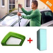 Car Windscreen Wipers Repair Tool Trimmer Restorer Car Accessories Windscreen Wiper Blade Cutter Windshield Rubber Regroove Tool