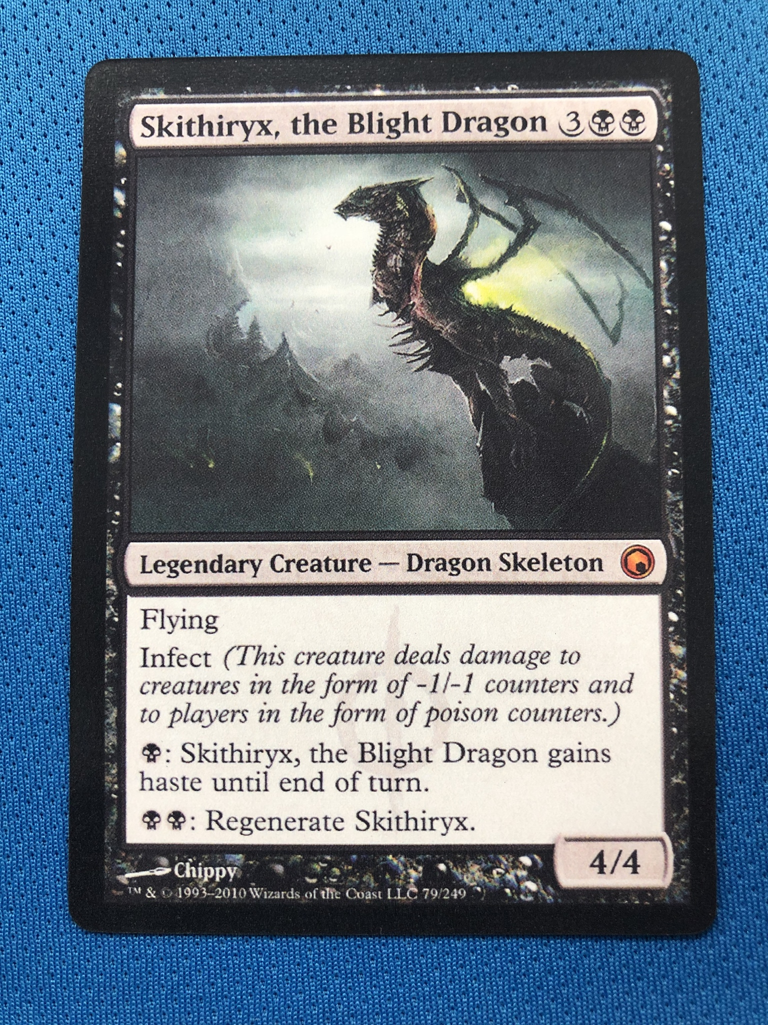 Skithiryx, The Blight Dragon (Scars Of Mirrodinmagician ProxyKing 8.0 VIP The Proxy Cards To Gathering Every Single Mg Card.