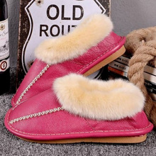 Fluffy slippers women indoor warm home slippers ladies leather shoes fashion furry slippers women diji girls soft coral velvet floor home indoor slippers quiet cotton fluffy slippers for women comfortable shoes black