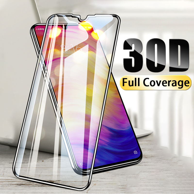 30D Full Cover Protective Glass On For Huawei P30 P20 Lite Pro Tempered Screen Protector For Huawei Mate 10 20 9 Lite Glass Film