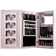 Mirror Cabinet Storage Jewelry Kingyee Makeup-Mirror-Decorative Cosmetic Photo-Frame