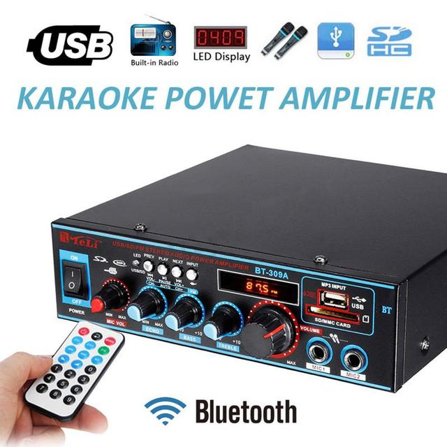 Digital Power Audio  Home Car Audio Amp  1