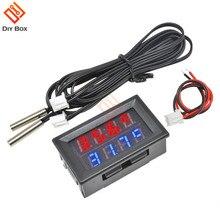 Monitor Digital-Thermometer Car-Temperature-Sensor Meter-Detector Led-Display Tester